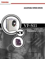 Toshiba VF-S11 Drive Brochure
