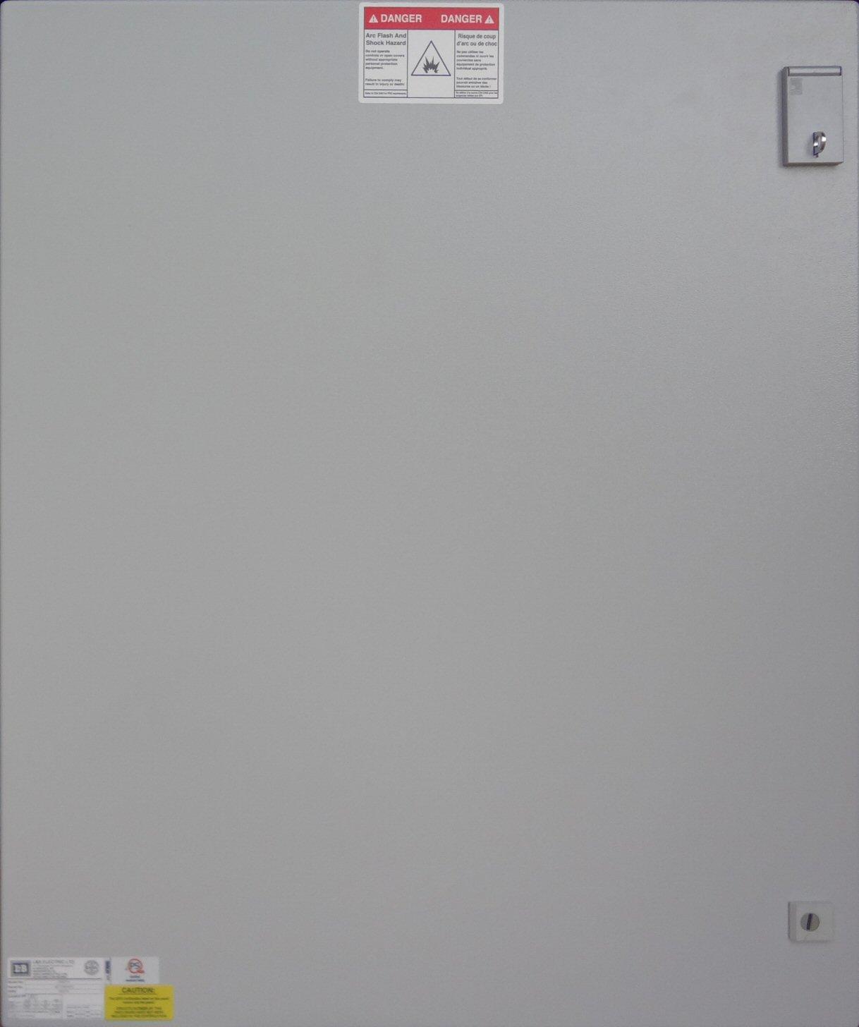 Custom Control Panels Toshiba Drives And Motors G7 Wiring Diagram Municipal Pumping Station